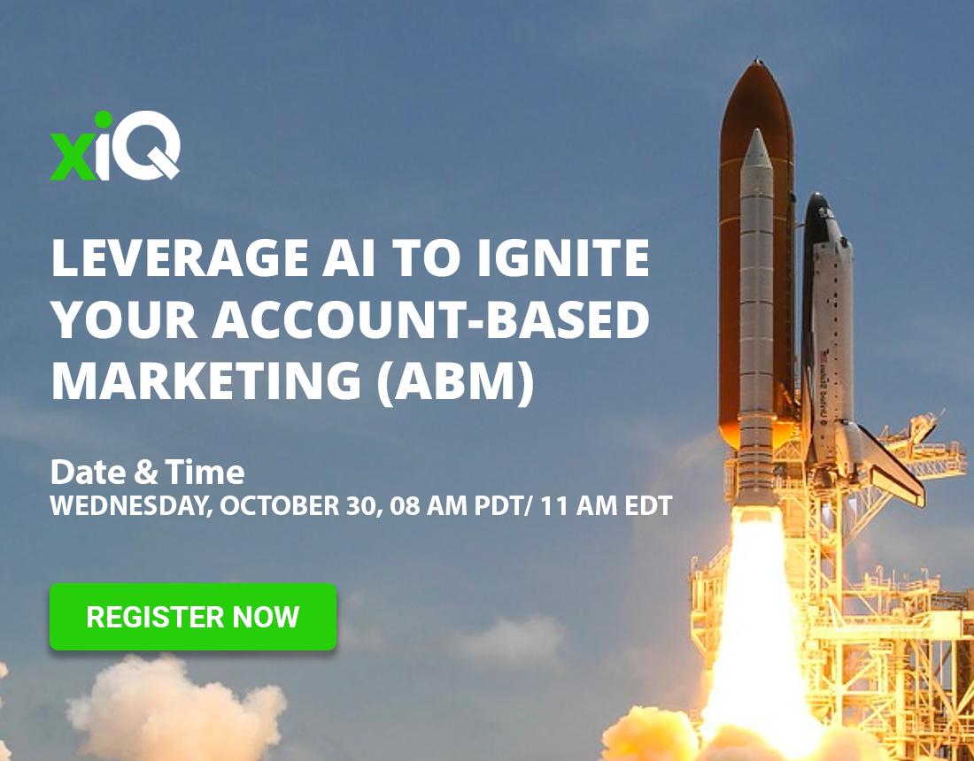 Leverage AI to ignite your Account-Based Marketing (ABM)