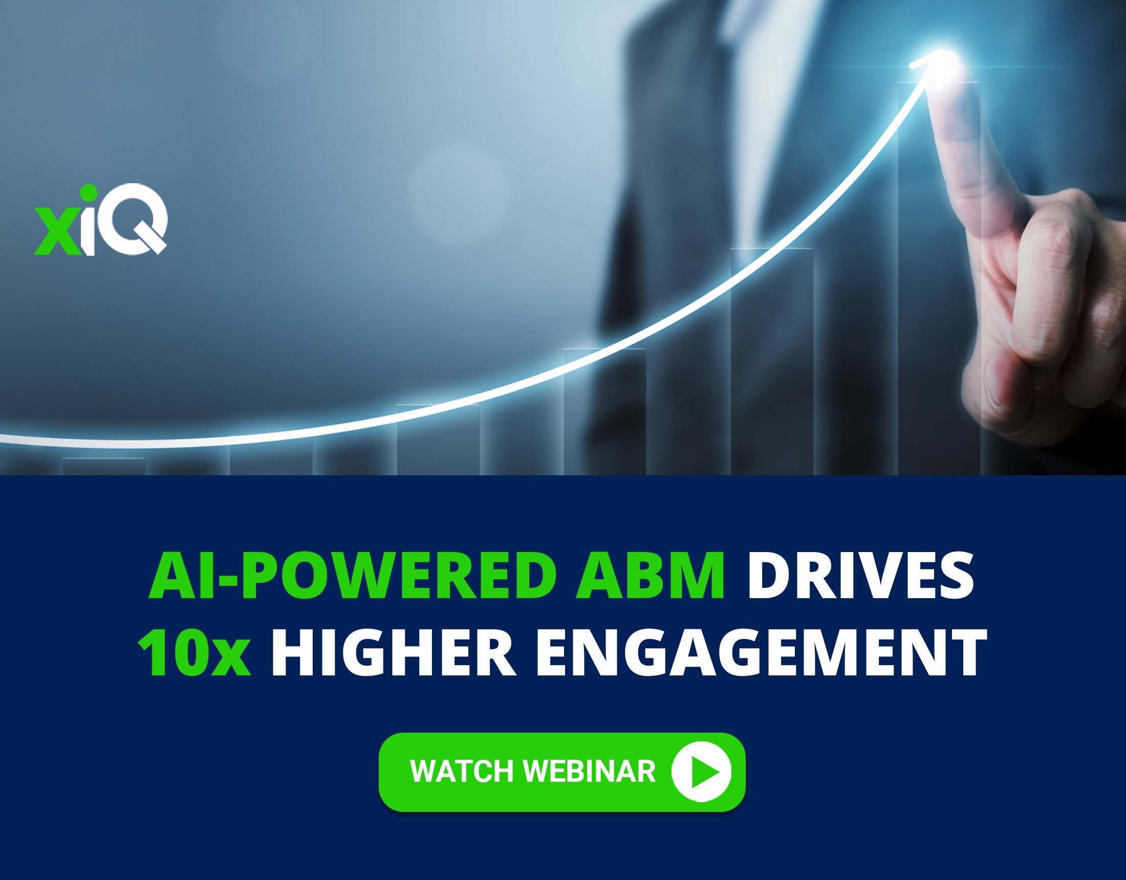 AI-powered ABM Drives 10x Higher Engagement