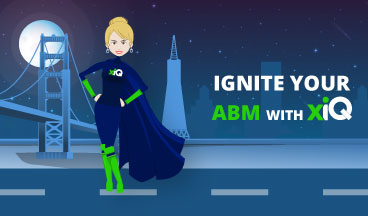 Meet the ABM Superwoman - Powered by xiQ