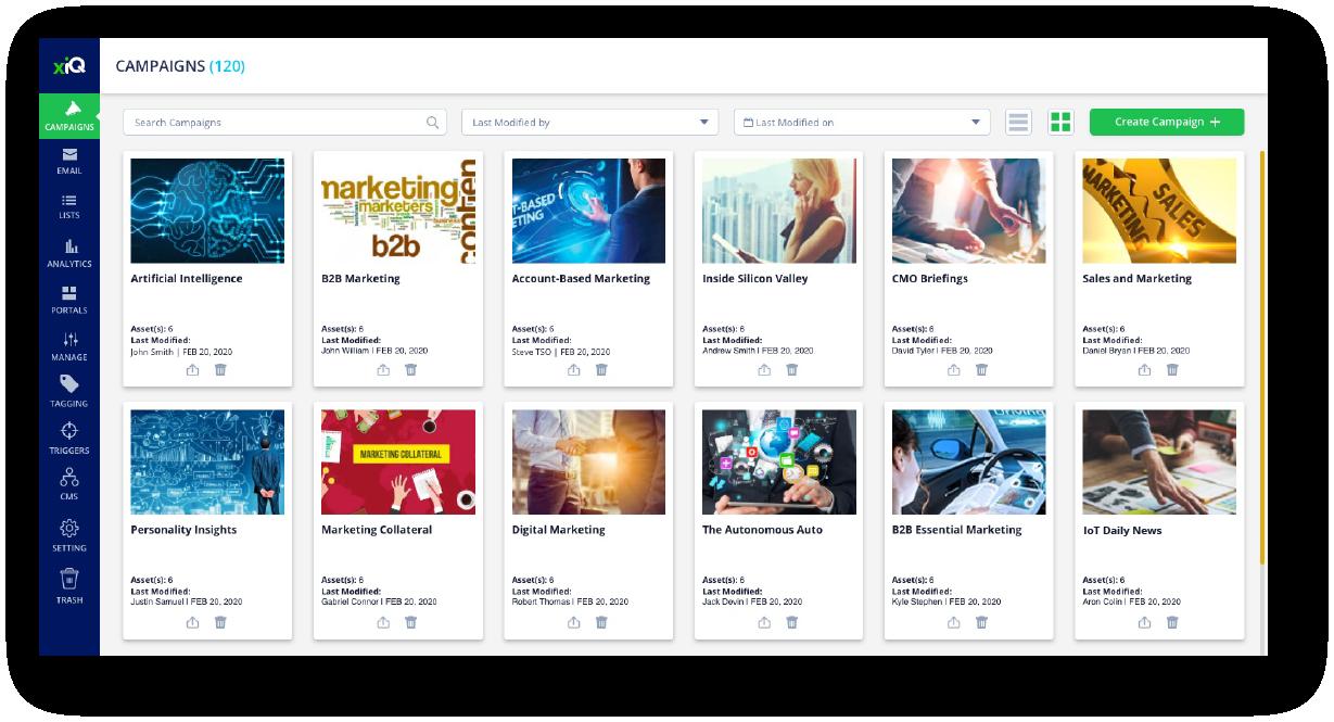 Uploaded ToxiQ launches Workbench - The No. 1 AI-driven B2B Marketing Platform