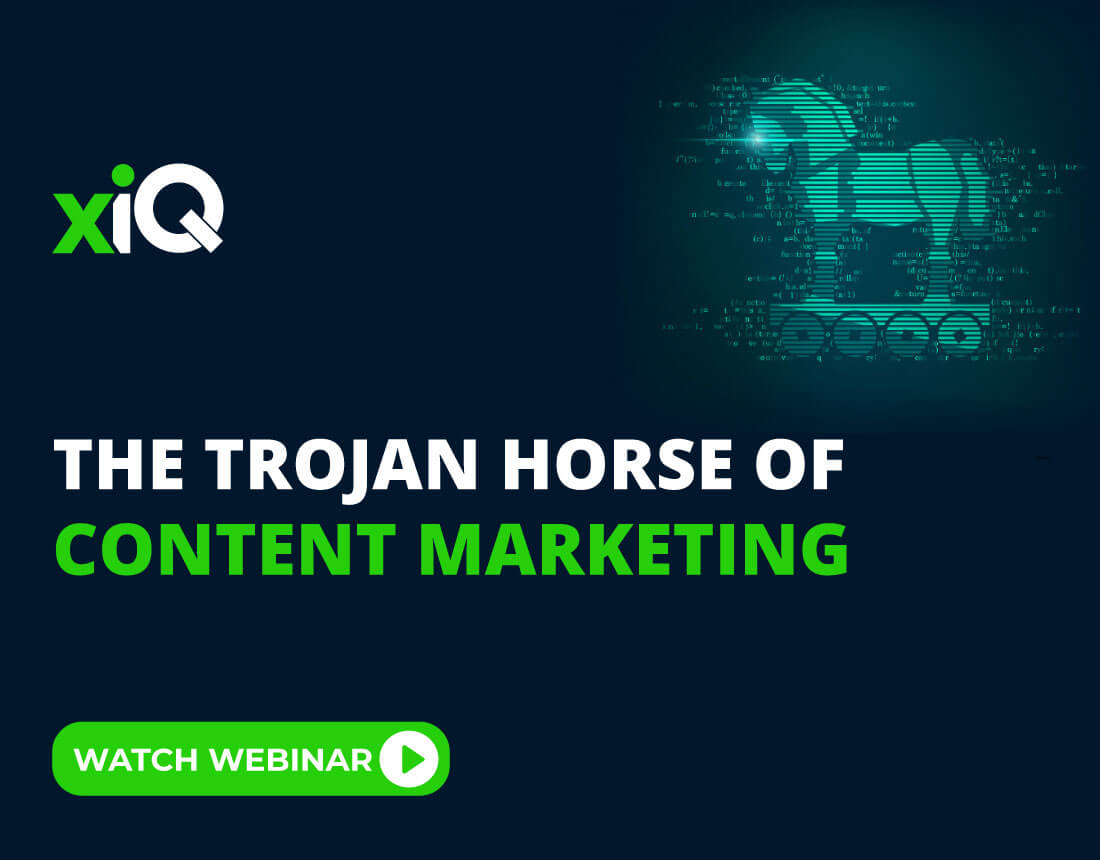 The Trojan Horse of Content Marketing